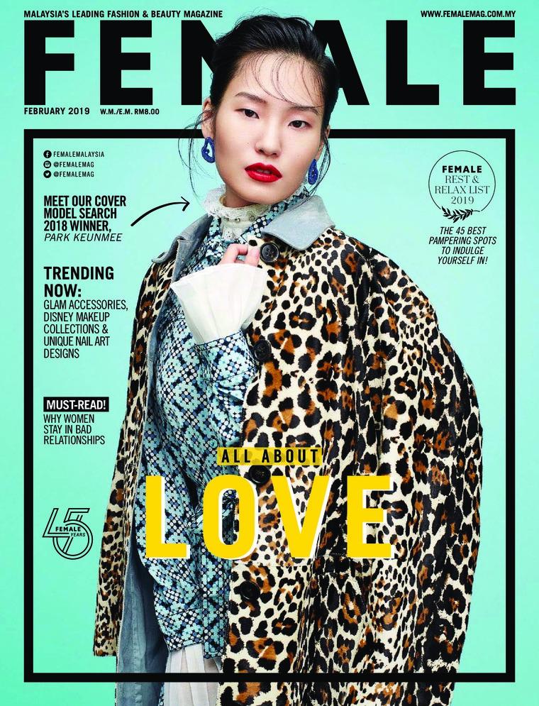 Female Malaysia Digital Magazine February 2019