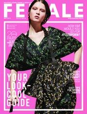 Female Malaysia Magazine Cover May 2018