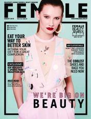 Female Malaysia Magazine Cover August 2018
