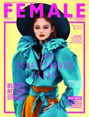 Cover Majalah female Malaysia Oktober 2018