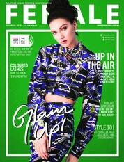 Female Malaysia Magazine Cover December 2018