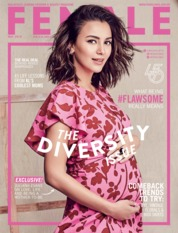 Female Malaysia Magazine Cover May 2019