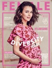 Cover Majalah female Malaysia Mei 2019
