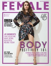 Cover Majalah female Malaysia Juni 2019