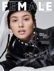 Cover Majalah female Malaysia September 2019