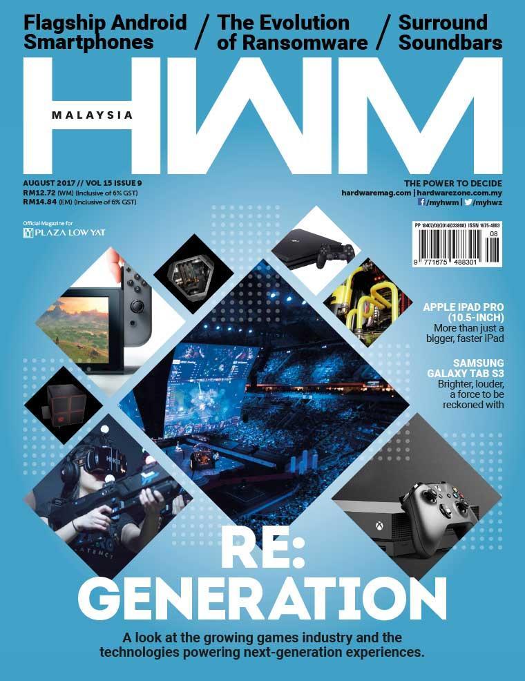 Majalah Digital HWM Malaysia Agustus 2017