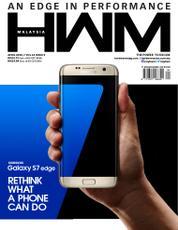 HWM Malaysia Magazine Cover April 2016