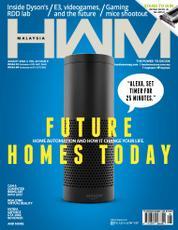 HWM Malaysia Magazine Cover August 2016