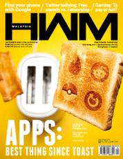 HWM Malaysia Magazine Cover September 2016