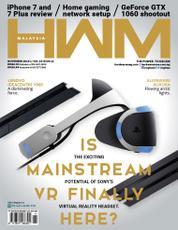 HWM Malaysia Magazine Cover November 2016