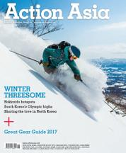 Cover Majalah Action Asia November–Desember 2016