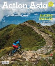Cover Majalah Action Asia Mei–Juni 2017
