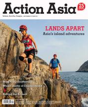 Cover Majalah Action Asia September–Oktober 2017