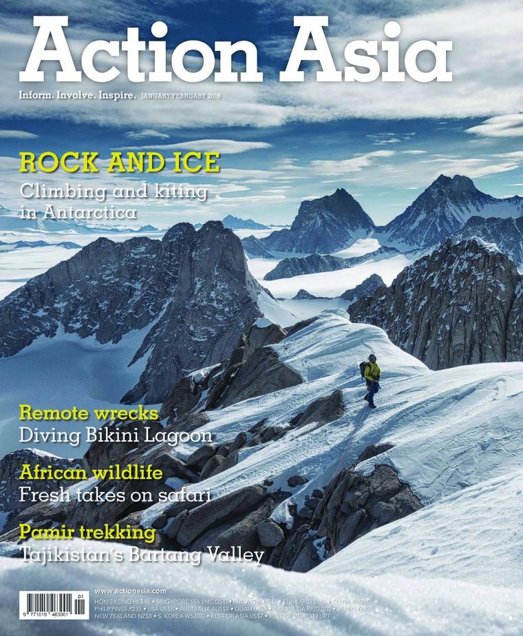 Majalah Digital Action Asia Januari-Februari 2019