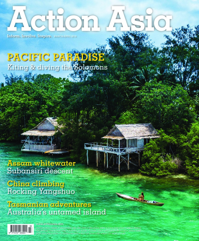 Majalah Digital Action Asia Maret-April 2019