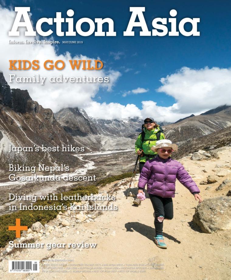 Majalah Digital Action Asia Mei-Juni 2019