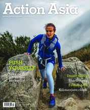 Action Asia Magazine Cover March–April 2018