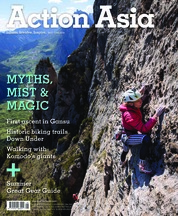 Action Asia Magazine Cover May-June 2018