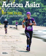 Action Asia Magazine Cover September-October 2018