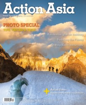 Cover Majalah Action Asia