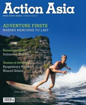 Action Asia Magazine Cover September-October 2019