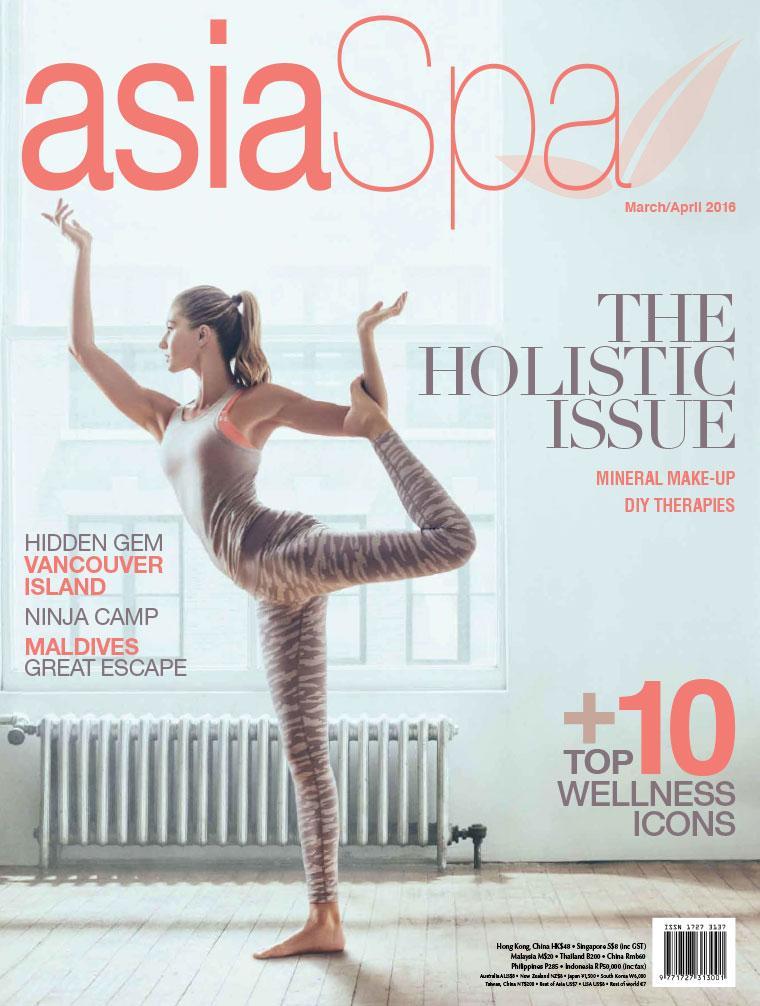 Majalah Digital asia spa Maret–April 2016