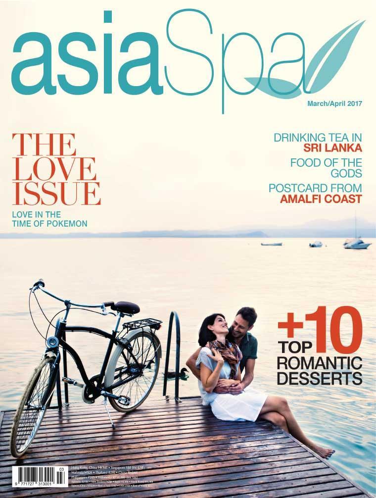 Asia spa Digital Magazine March–April 2017