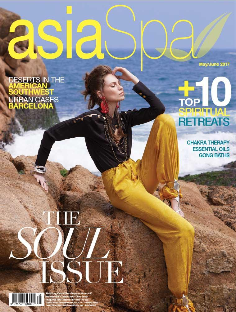 Asia spa Digital Magazine May–June 2017