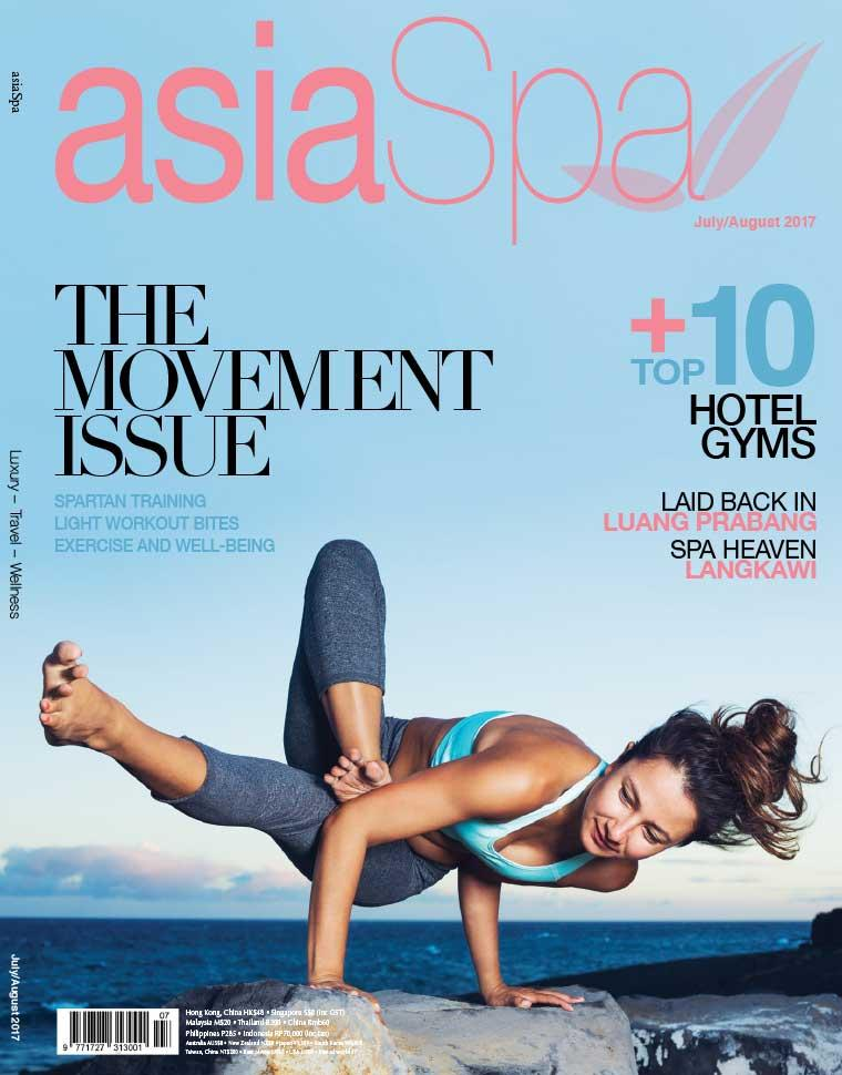 Asia spa Digital Magazine July–August 2017