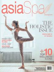 Cover Majalah asia spa Maret–April 2016