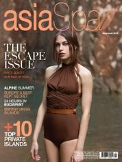 Cover Majalah asia spa Mei–Juni 2016