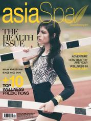 Asia spa Magazine Cover January–February 2017