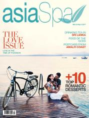 Asia spa Magazine Cover March–April 2017