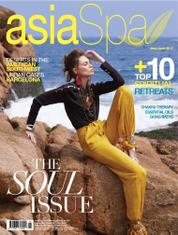 Asia spa Magazine Cover May–June 2017