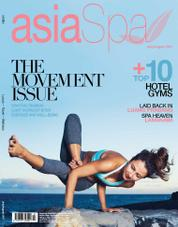 Asia spa Magazine Cover July–August 2017