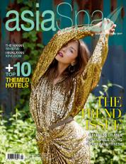 Cover Majalah asia spa September–Oktober 2017