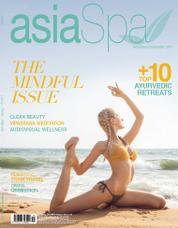 Asia spa Magazine Cover November–December 2017