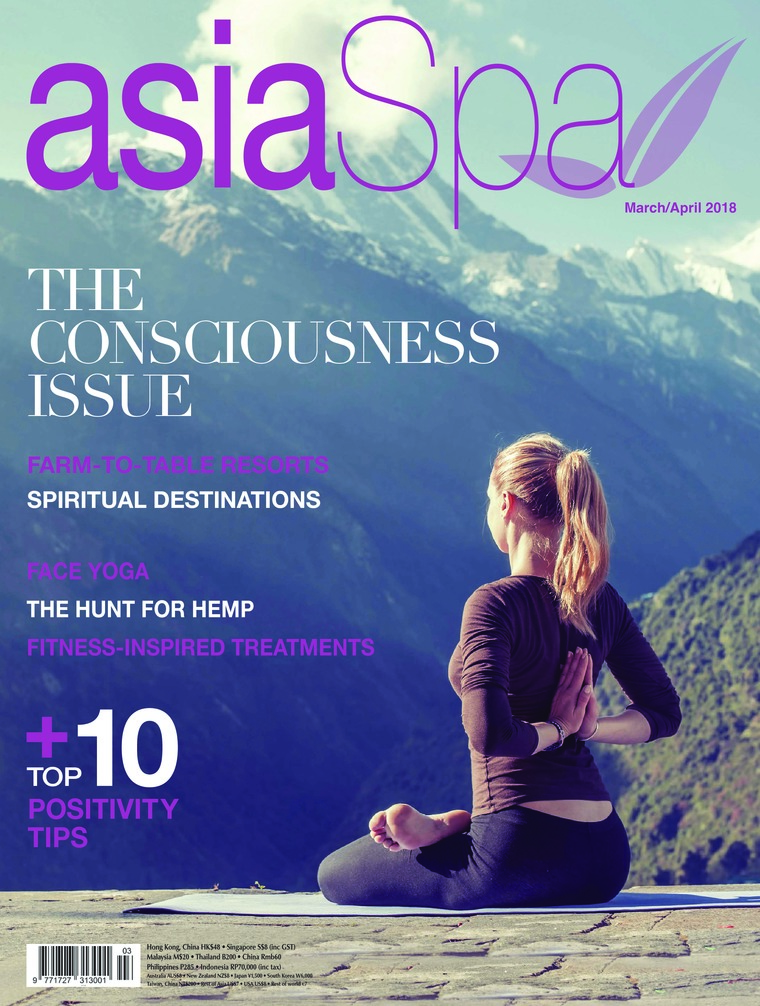 Asia spa Digital Magazine March–April 2018