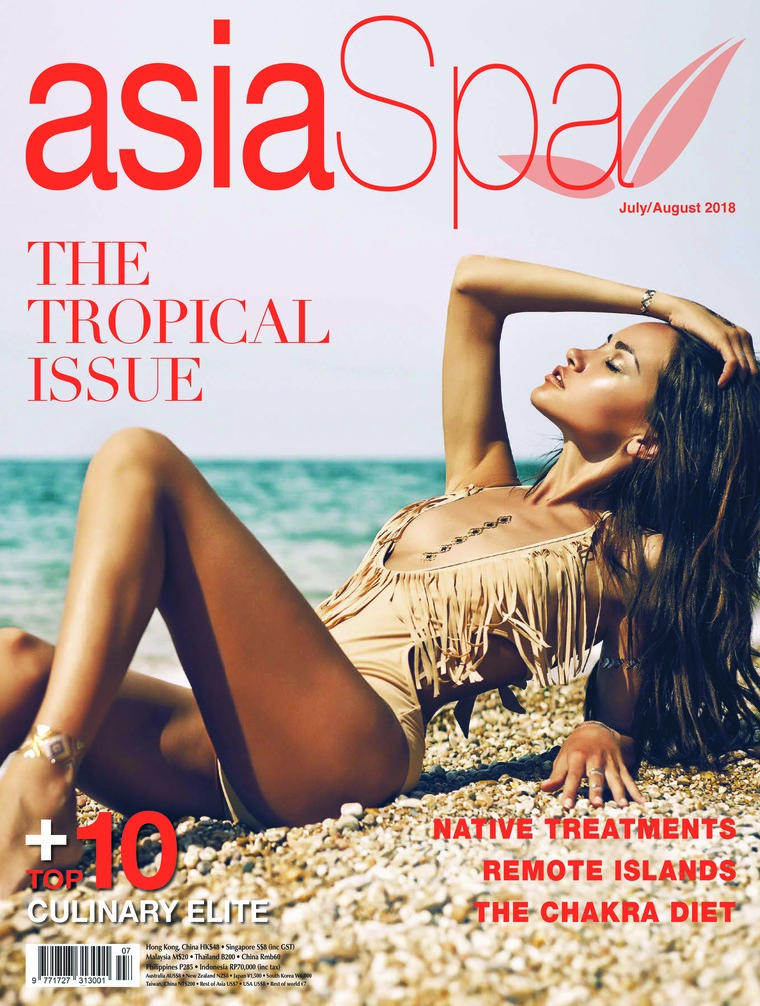 Asia spa Digital Magazine July-August 2018