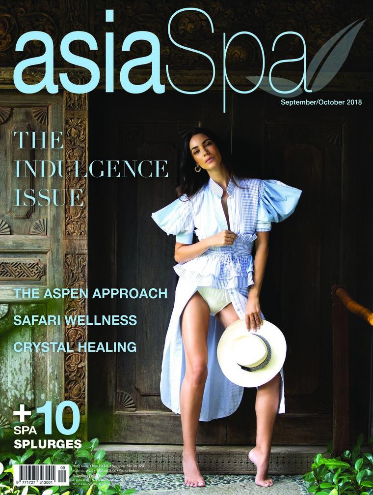 Majalah Digital asia spa September-Oktober 2018