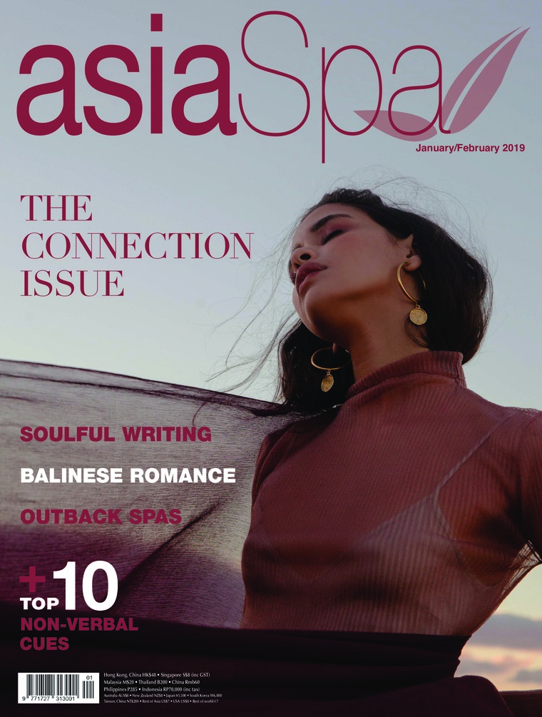 Asia spa Digital Magazine January-February 2019