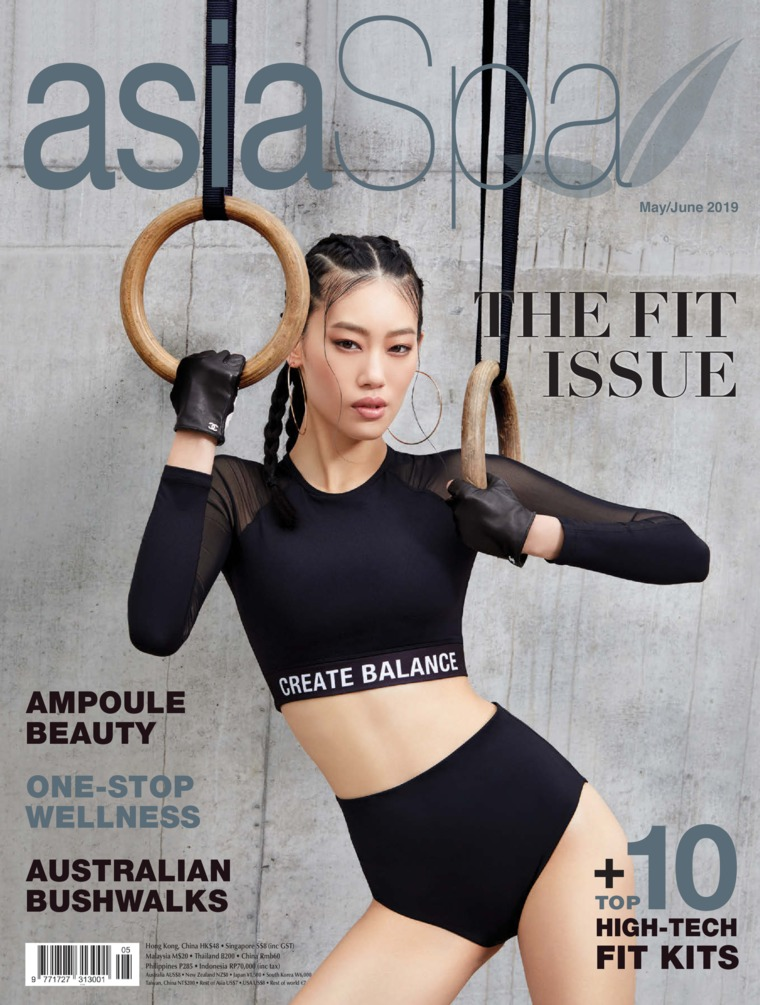 Majalah Digital asia spa Mei-Juni 2019
