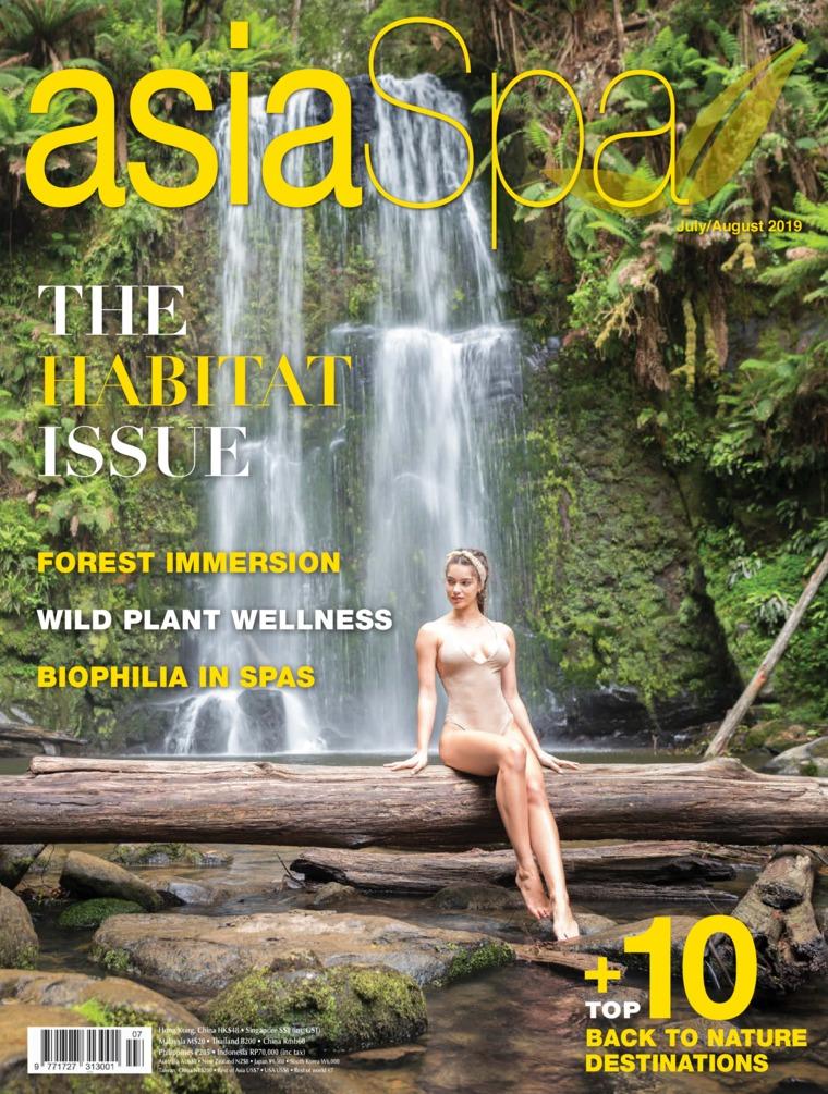 Majalah Digital asia spa Juli-Agustus 2019