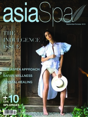 Cover Majalah asia spa September-Oktober 2018