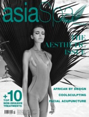 Asia spa Magazine Cover March-April 2019