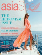 Asia spa Magazine Cover September-October 2019