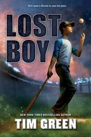 Lost Boy by Tim Green Cover