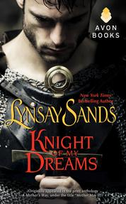 Knight of My Dreams by Lynsay Sands Cover
