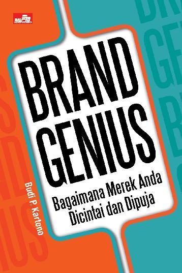 Buku Digital Brand Genius oleh Budi P Kartono