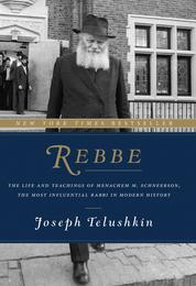 Cover Rebbe oleh Joseph Telushkin
